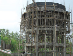 CONSTRUCTION OF OVERHEAD TANK & PUMP HOUSE